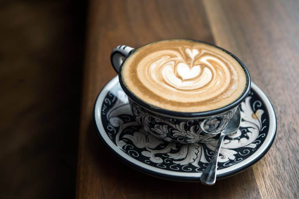 what are the different types of coffee