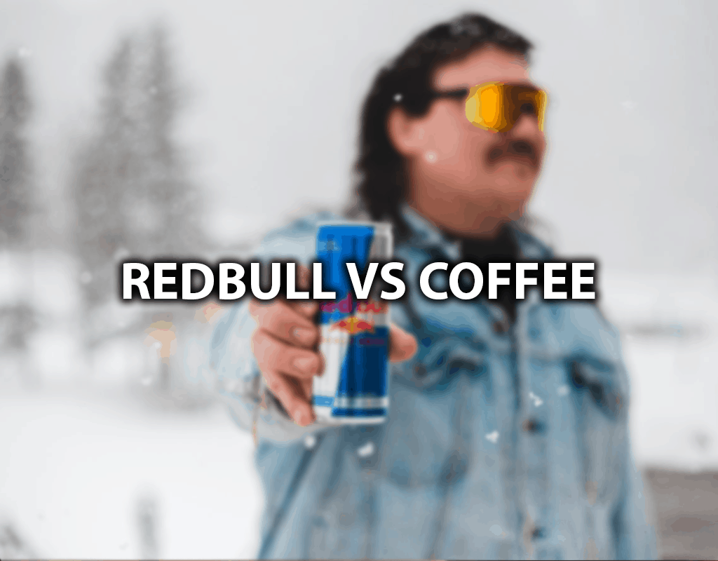 coffee vs redbull