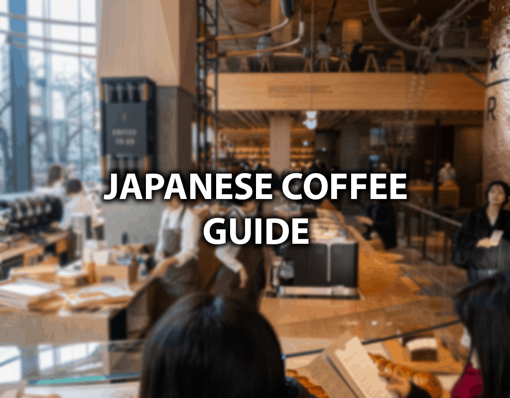 japanese coffee guide