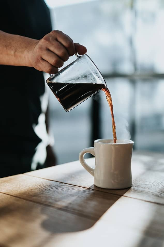can too much coffee make you tired