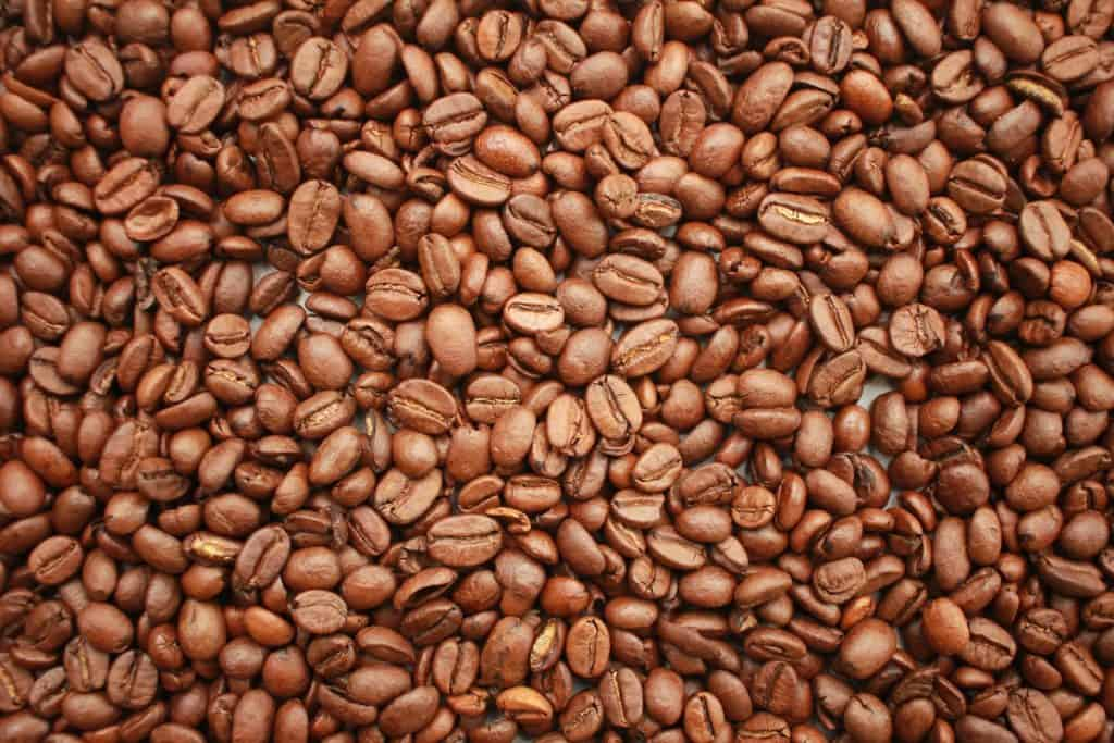 how many coffee beans should i eat