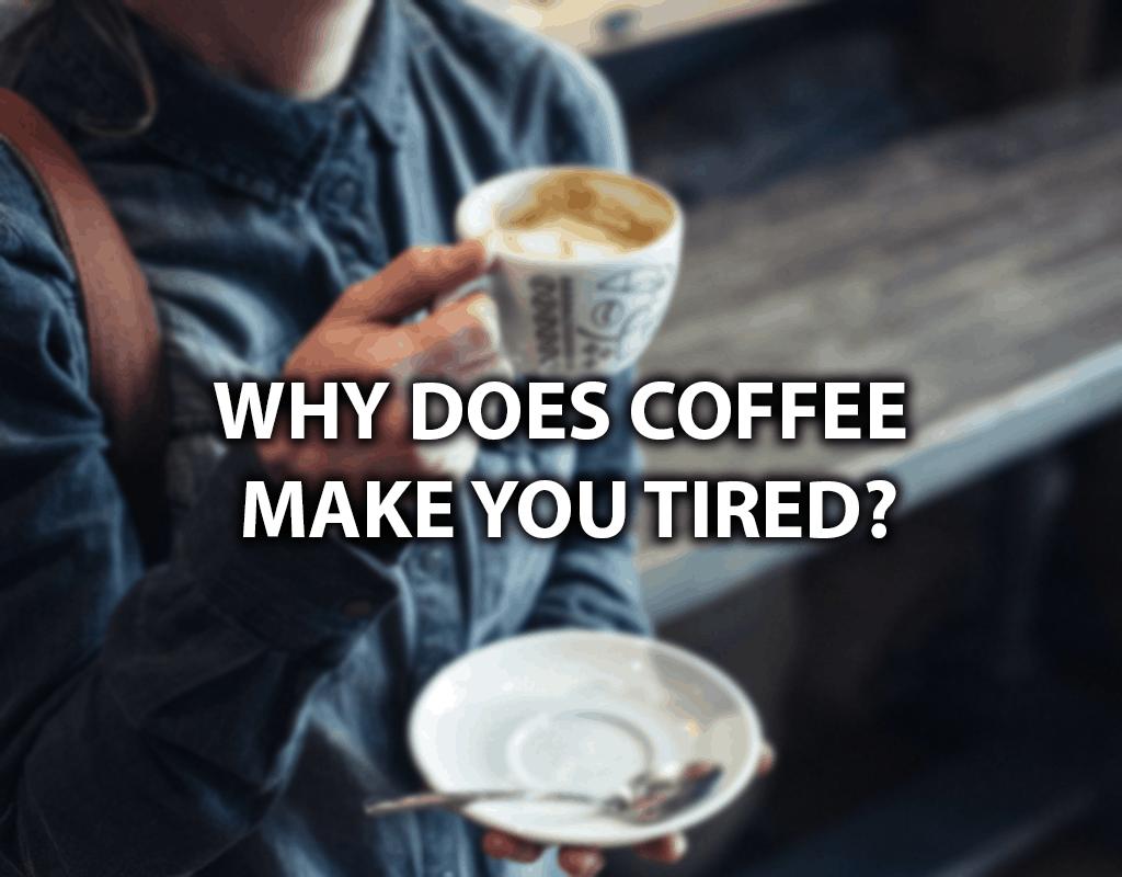 coffee puts me to sleep