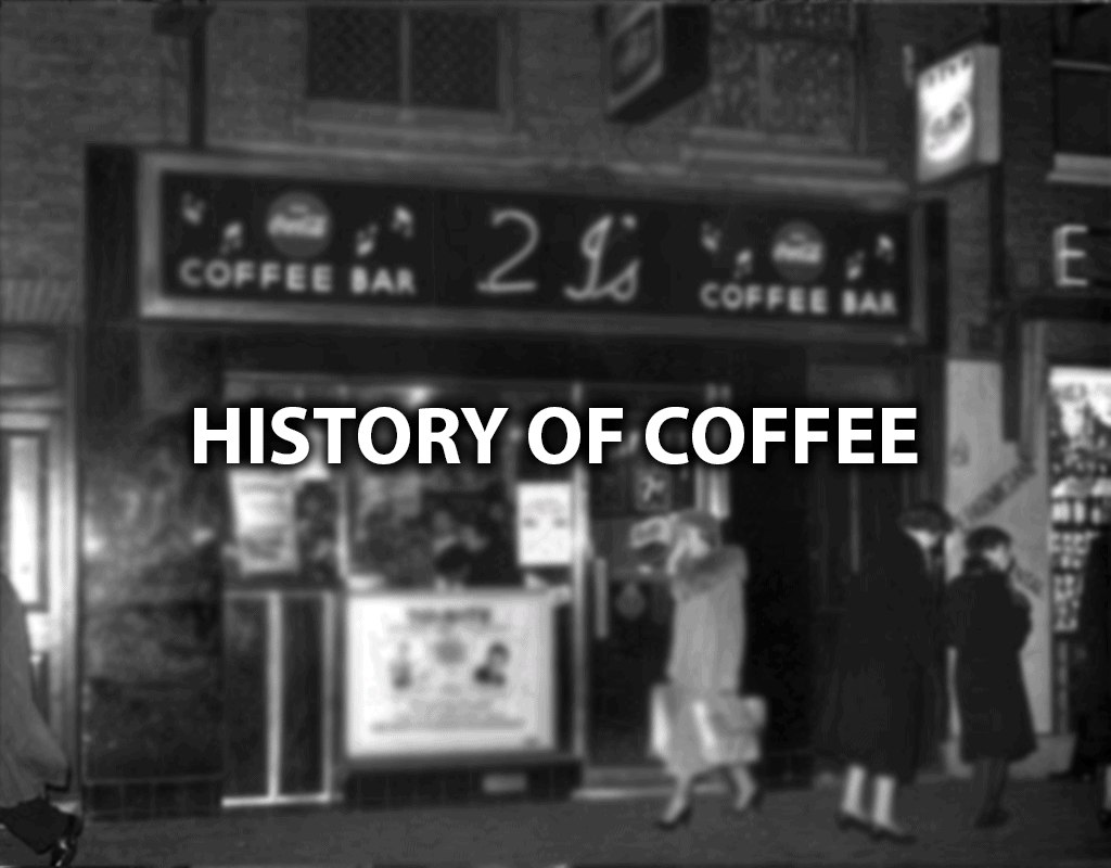 History Of Coffee: The Origins Of Coffee Explained