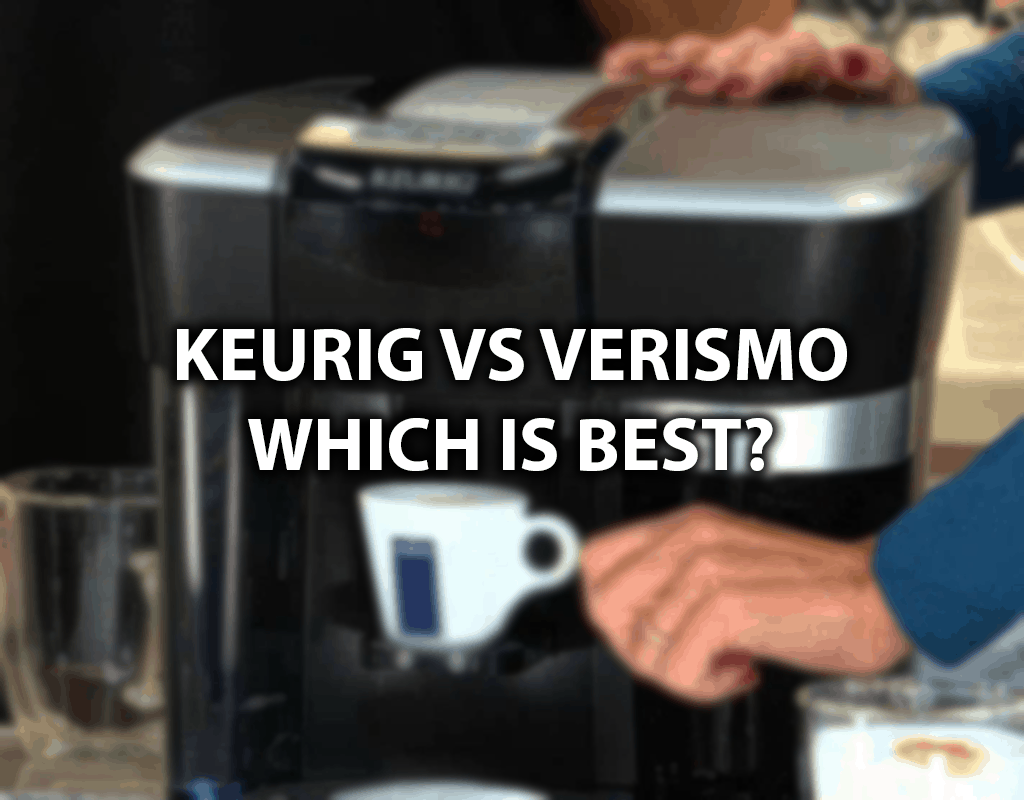 verissimo vs keurig