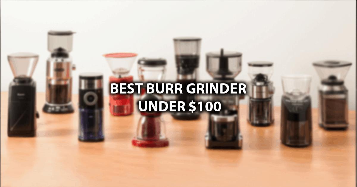 best espresso grinder under 100