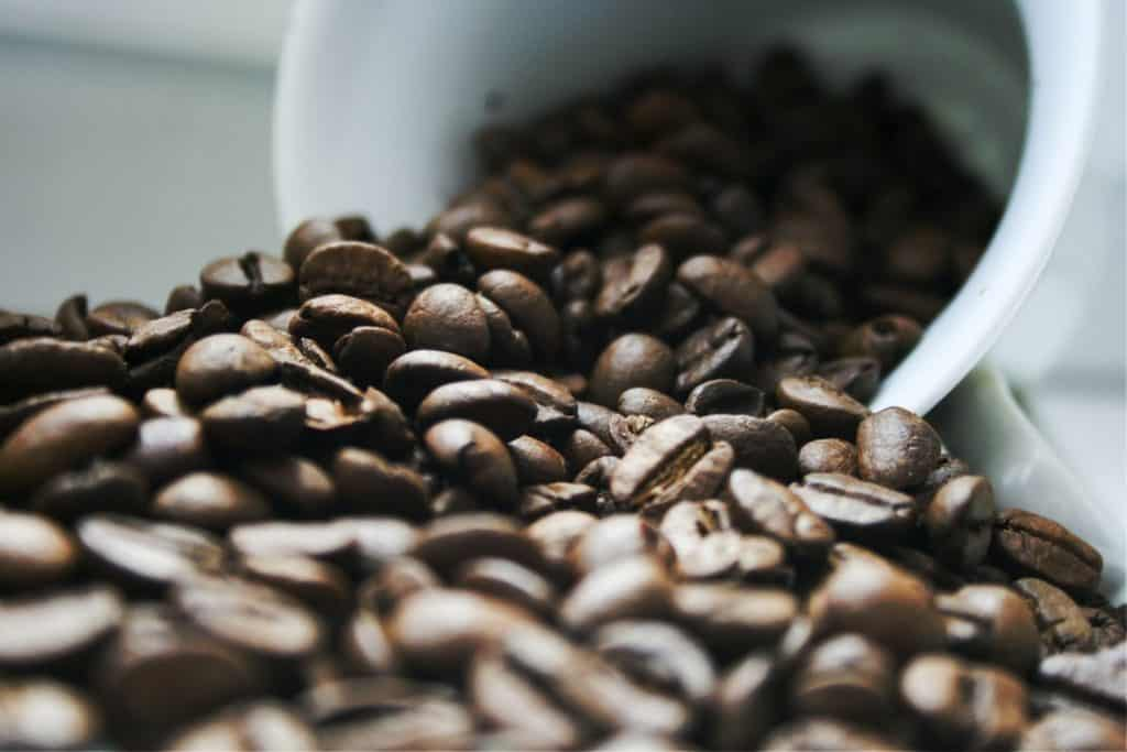 black coffee taste