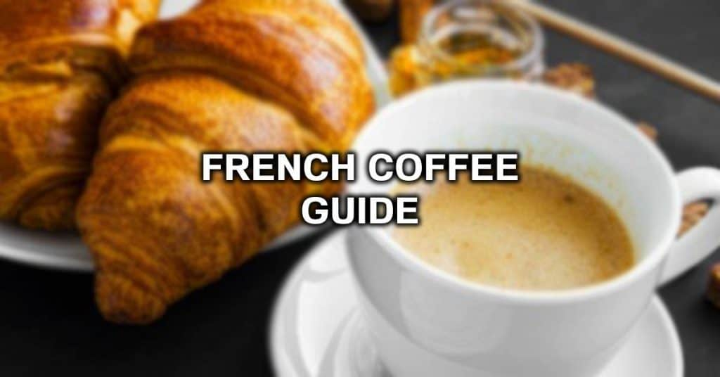 french cappuccino