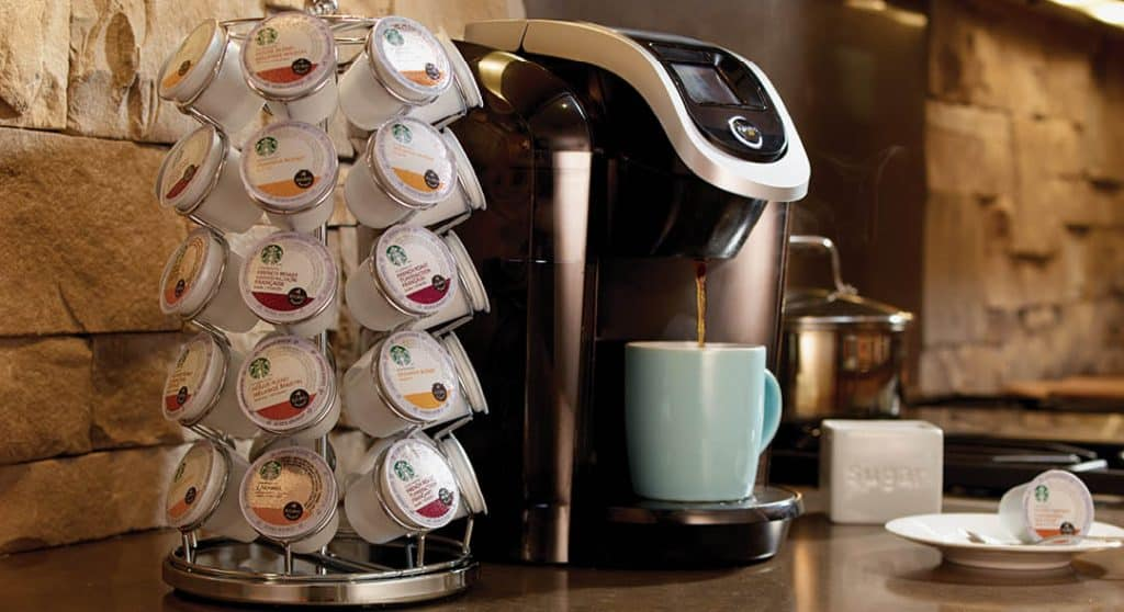 k cup with most caffeine