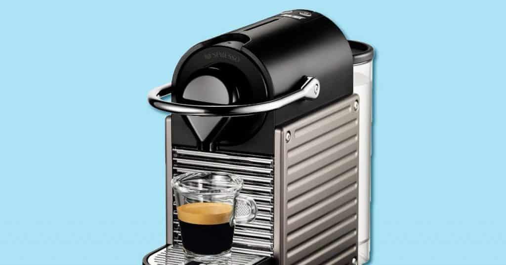 new nespresso machines