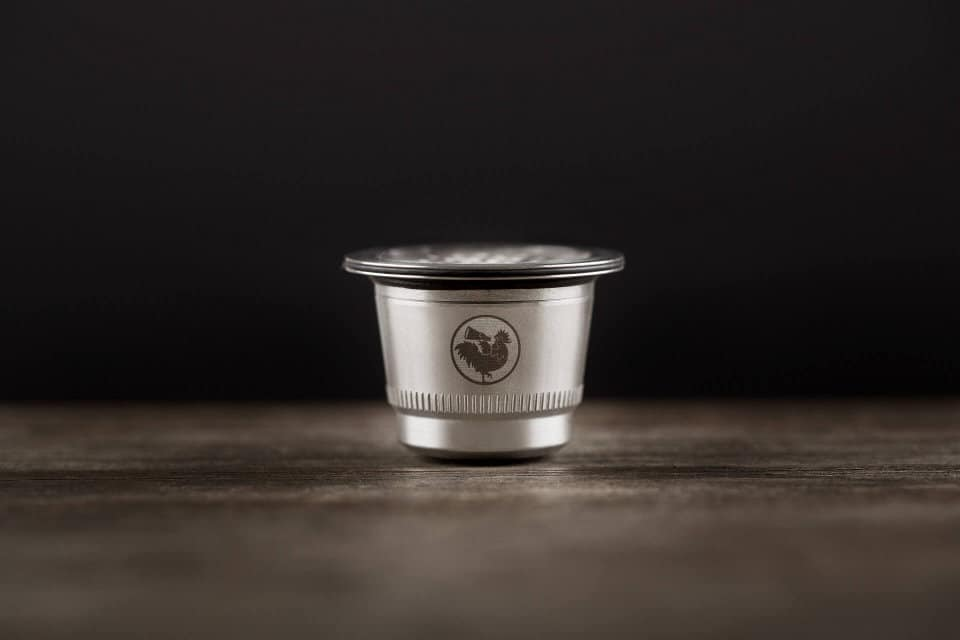 nespresso reusable capsules stainless steel