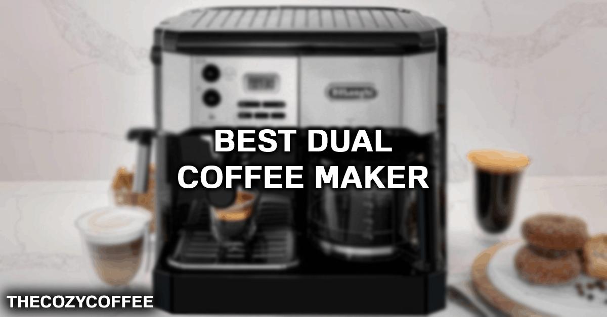 2 way coffee maker