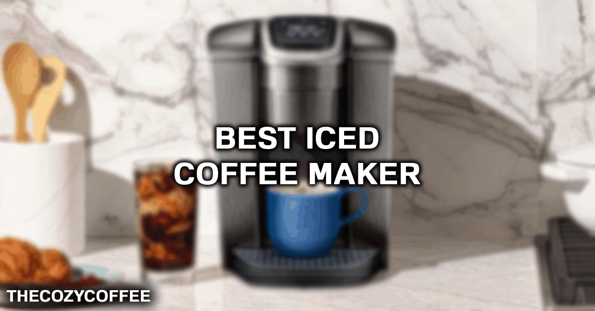 iced coffee makers reviews