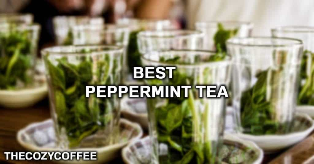 best peppermint tea brand