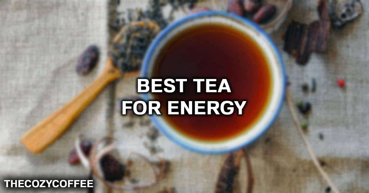 herbal energy tea