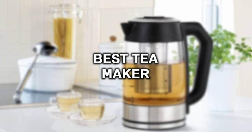 automatic tea steeper