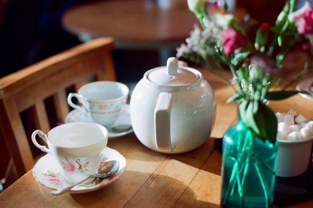 is english breakfast tea black tea