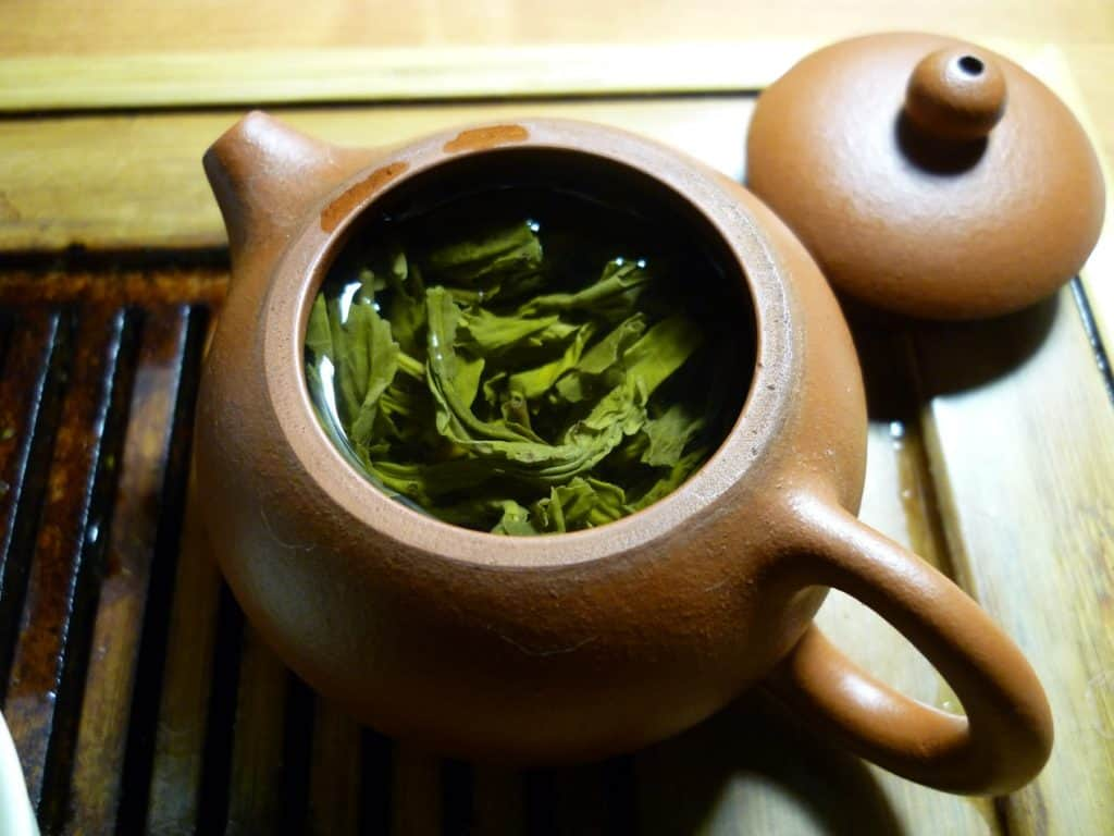why is green tea good for you