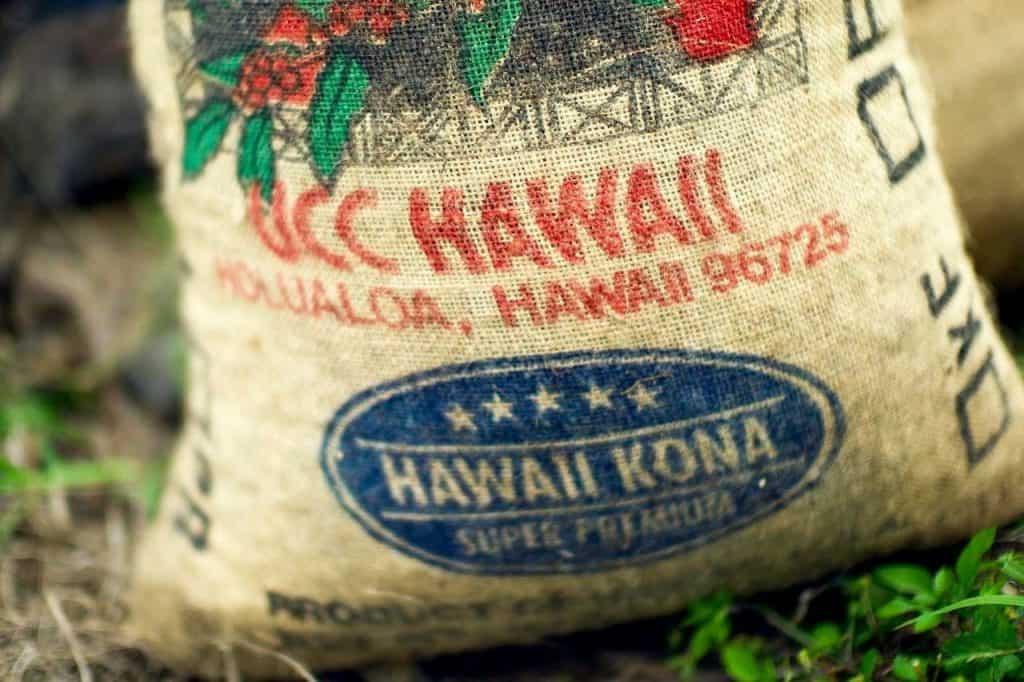 kona coffee companies