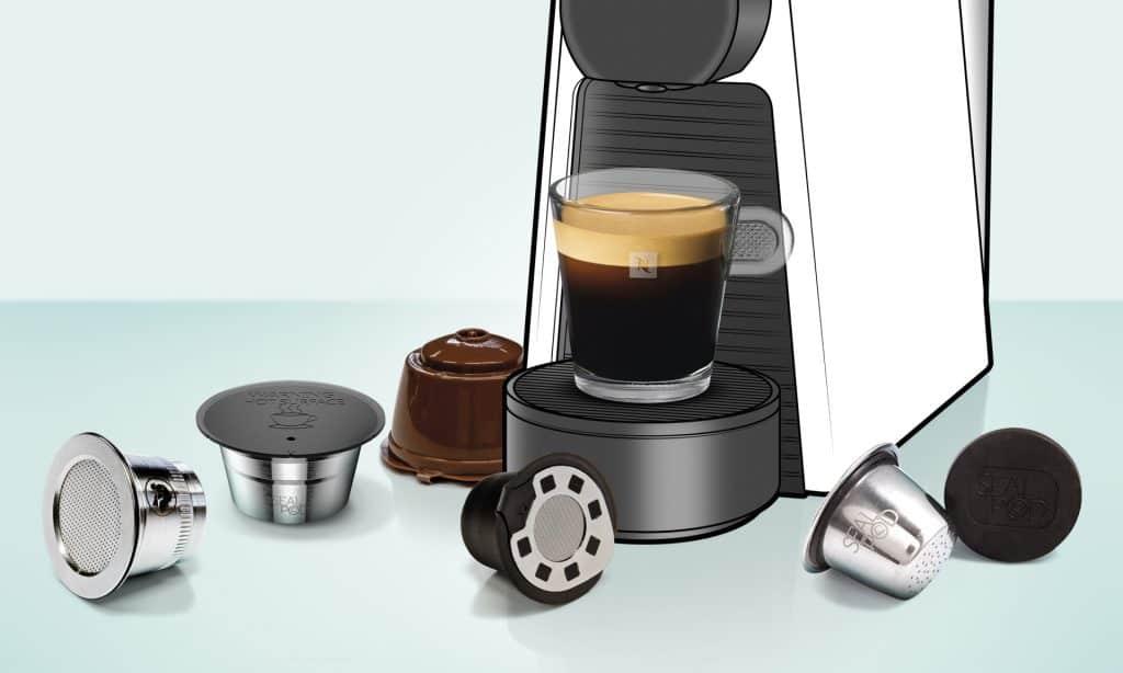 reusable pod for nespresso