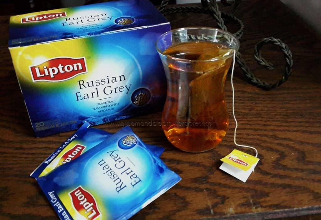 is earl grey a black tea