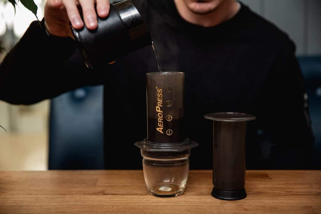 coffee making methods