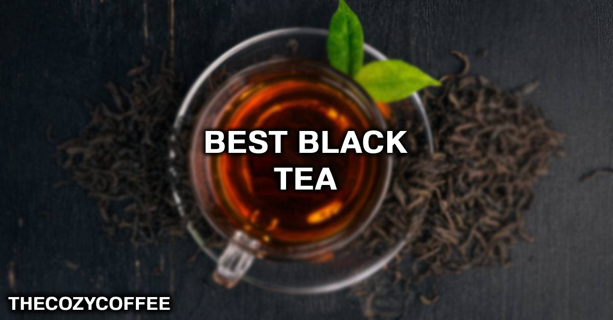 best black tea