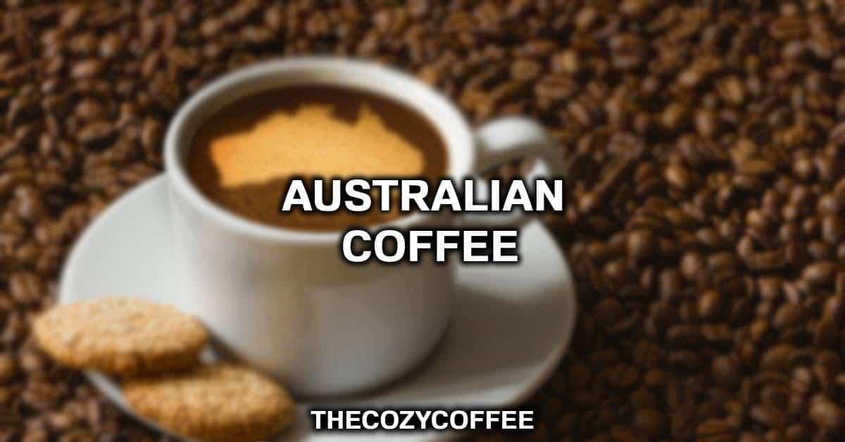 australian coffee culture