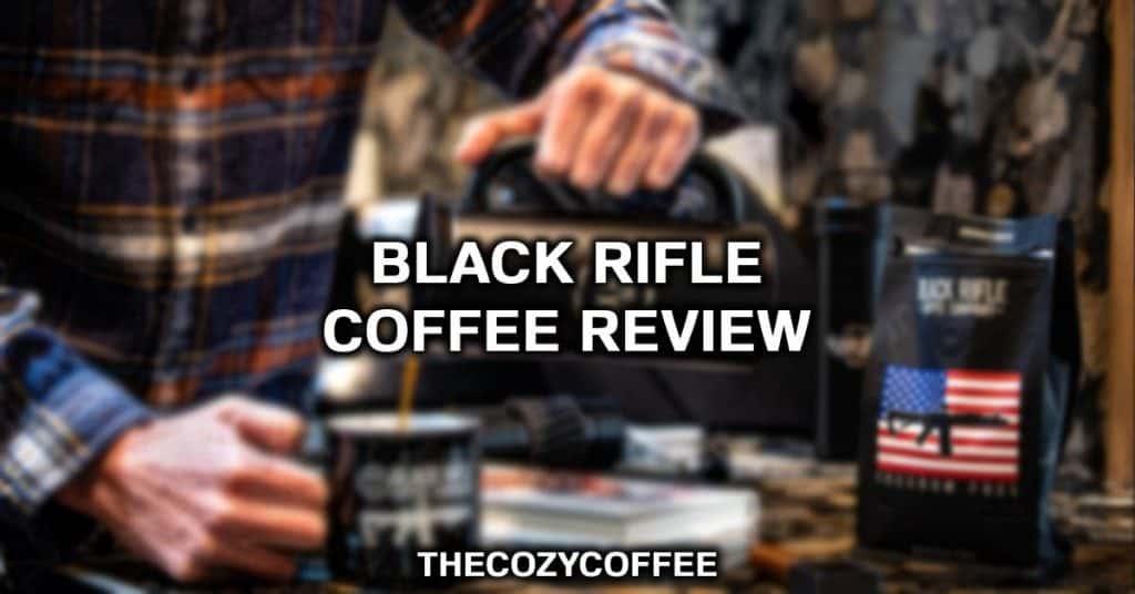 black rifle coffee company review