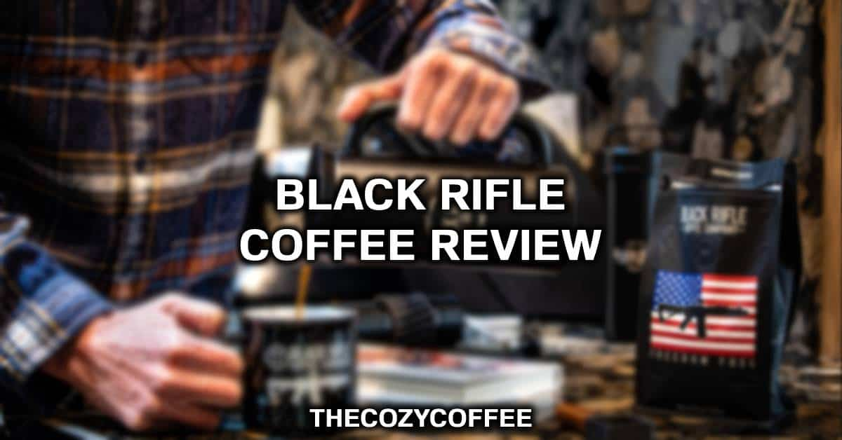black rifle coffee company review