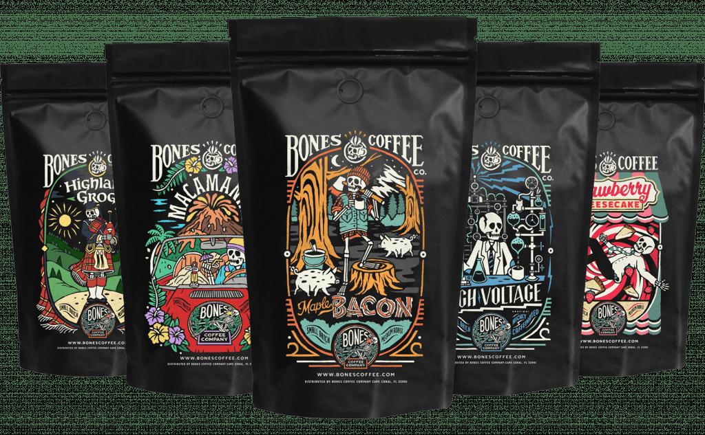 bones coffe