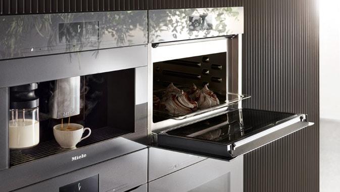 in wall espresso machine