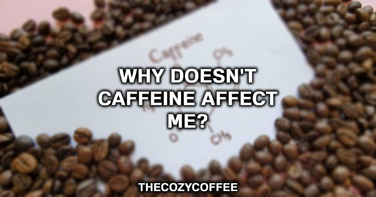 caffeine no effect