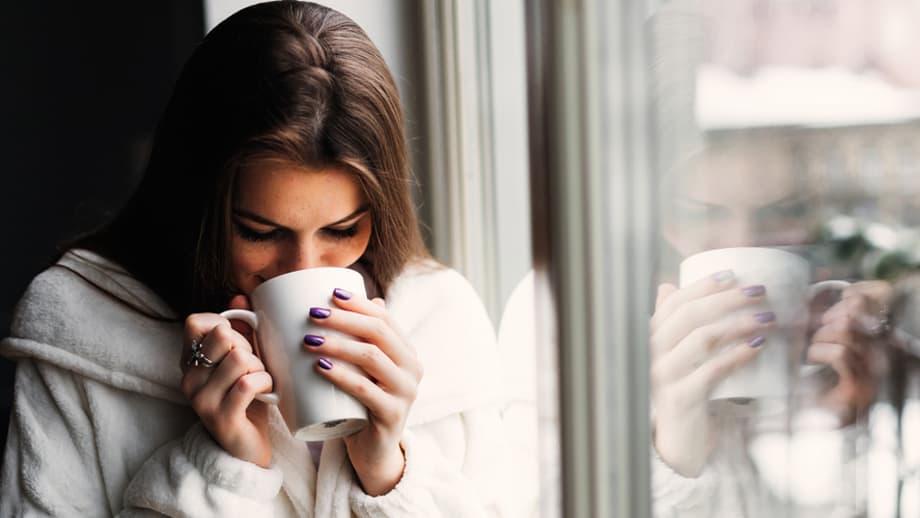 how to flush out caffeine