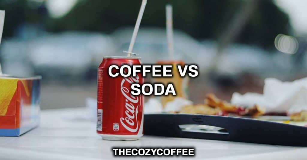 caffeine coffee vs coke
