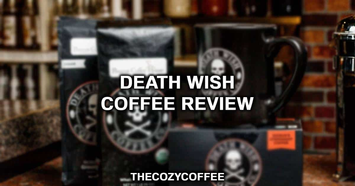 coffee stronger than death wish