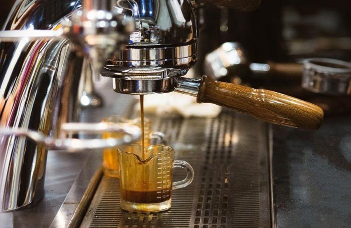 espresso machines italy