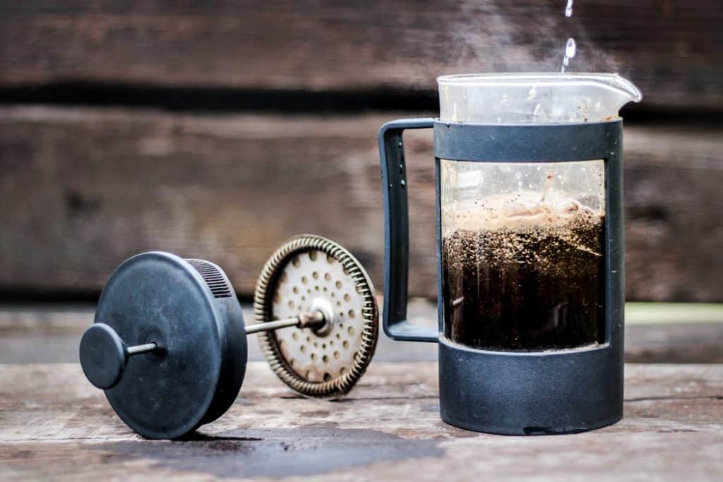 coffee maker vs french press