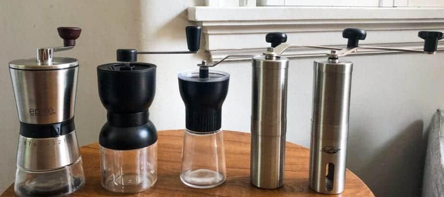 best manual espresso grinder