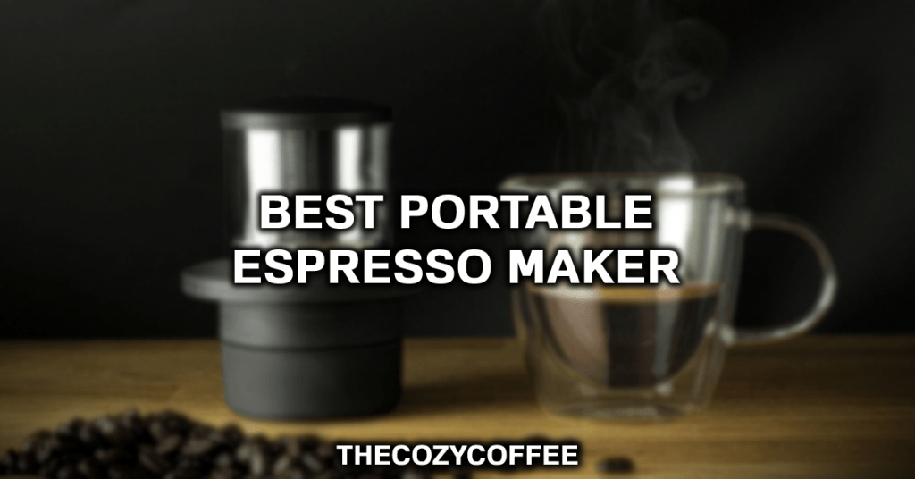 portable esspresso machine