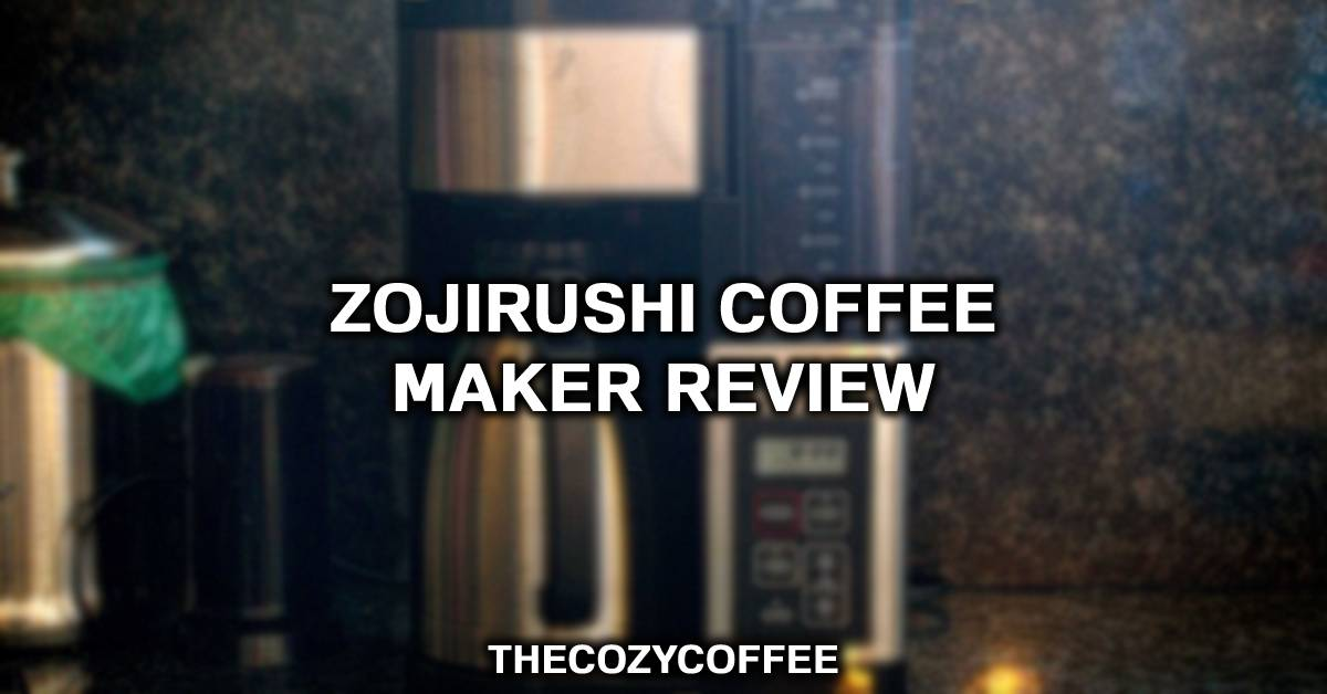 zojirushi ec dac50 zutto 5 cup drip coffeemaker