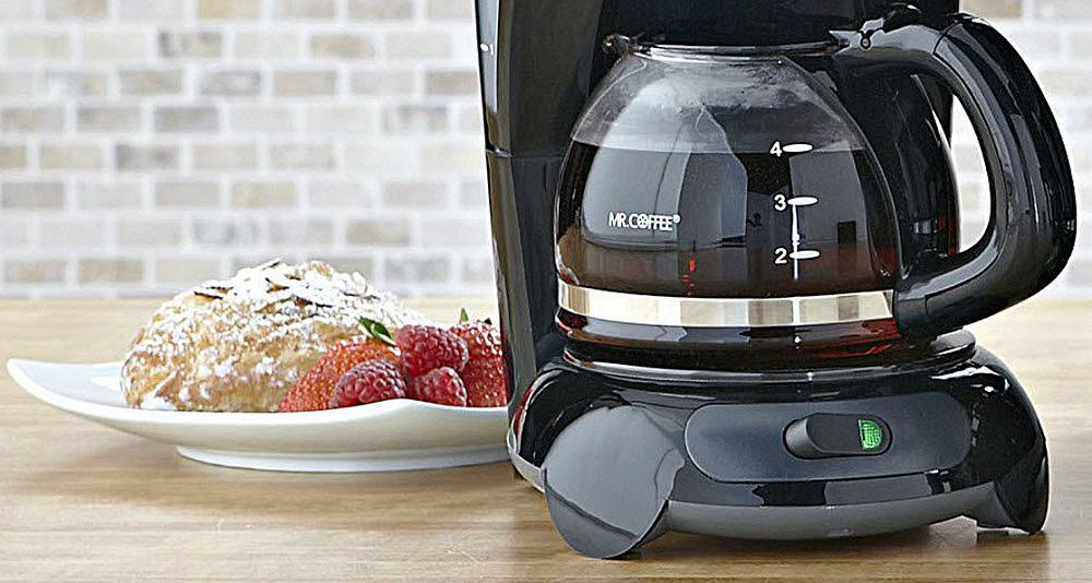 4 5 cup coffee makers