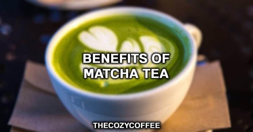 matcha powder benefits