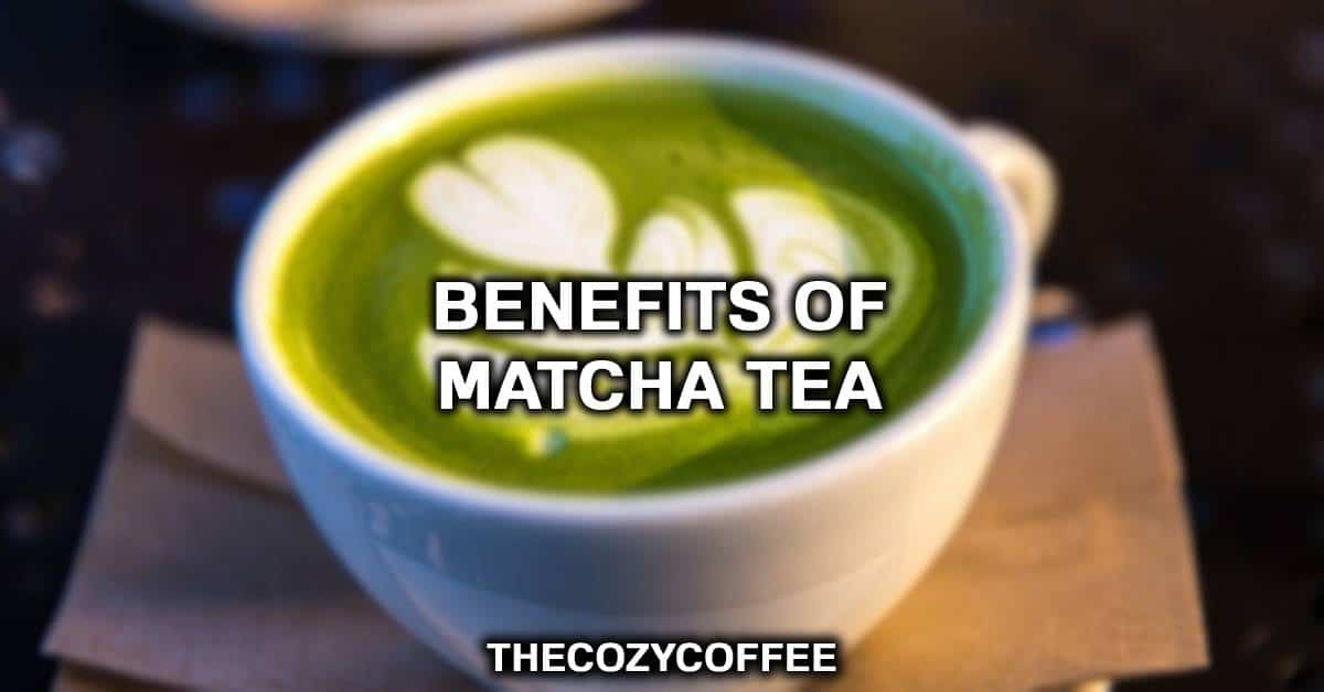 matcha powder benefits