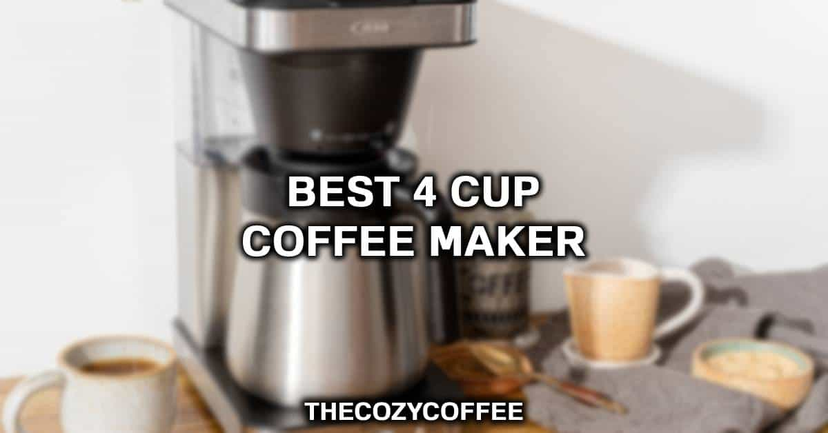 compact coffee maker