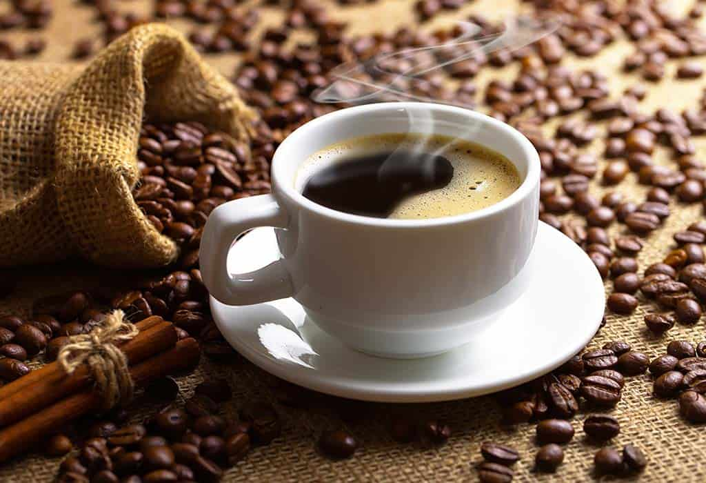 is black coffee good for diet