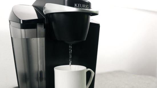 how do you descale a keurig coffeemaker