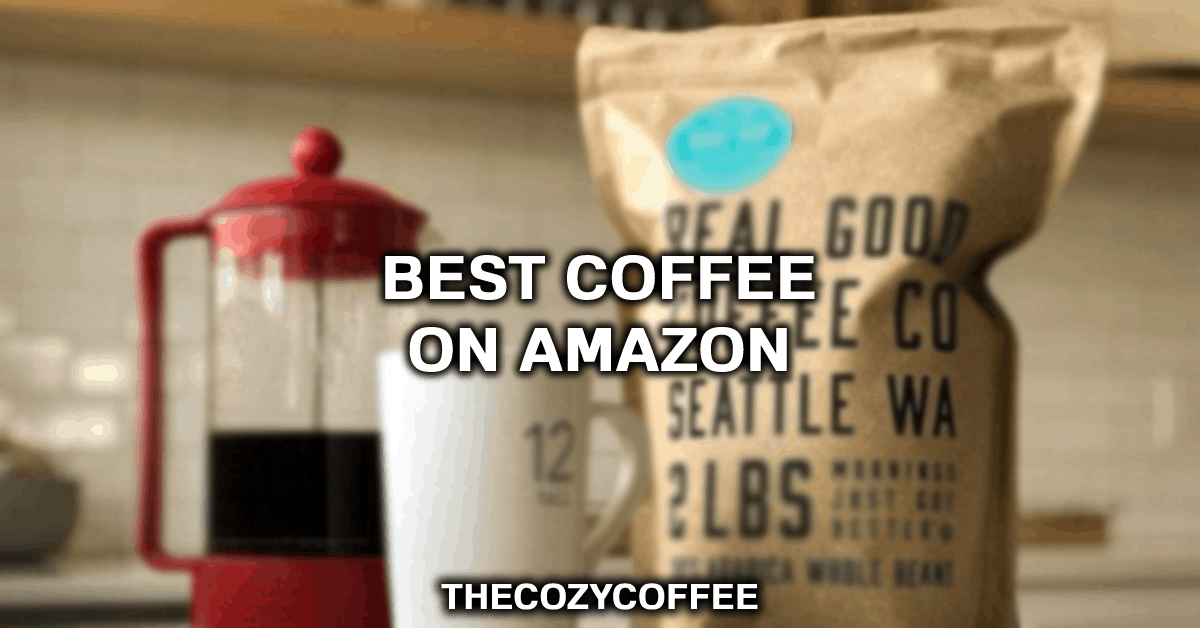 best coffee available on amazon