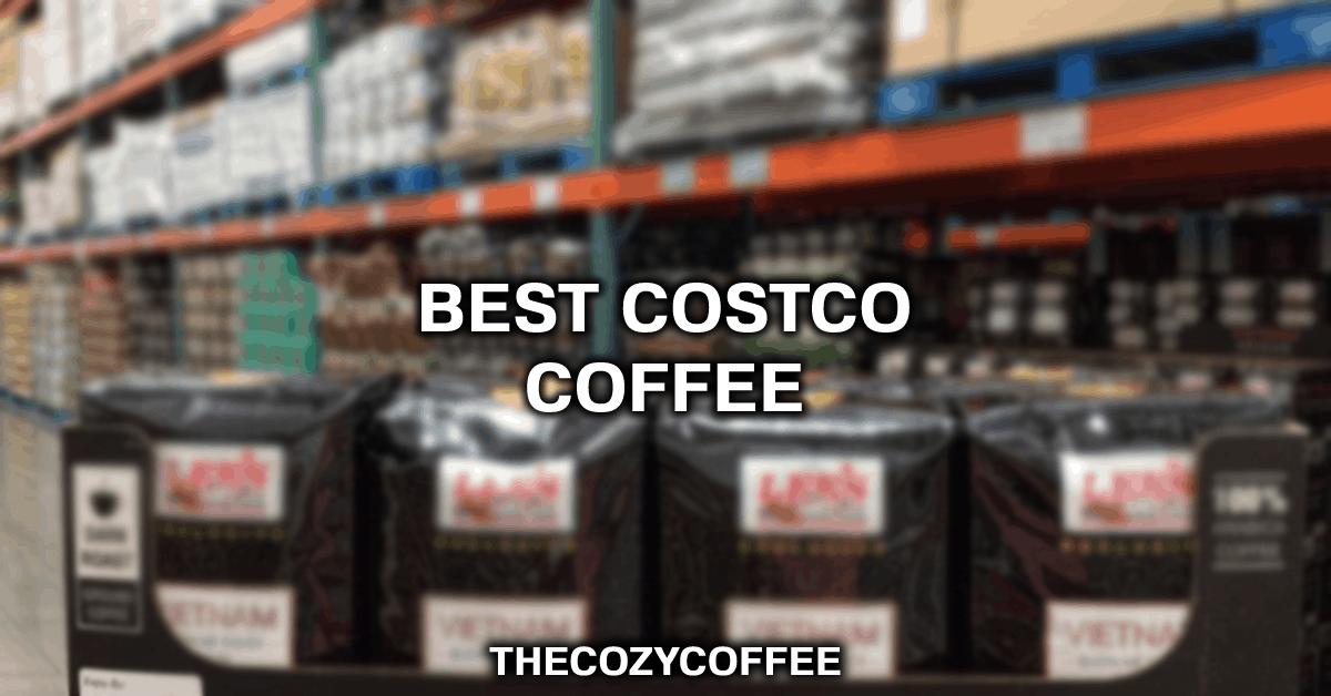 best costco coffee