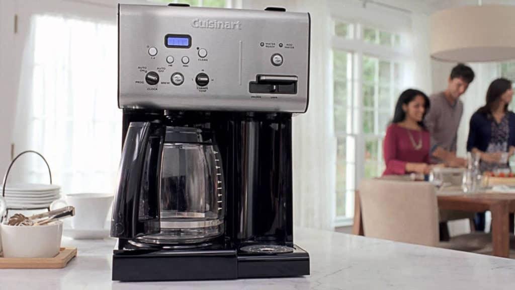cuisinart coffee maker won t brew