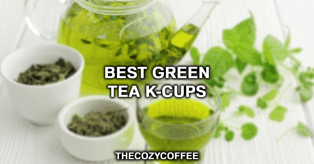 best kcup tea